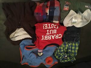 Baby boy clothes. 6-24 moth outfits.  Stratford Kitchener Area image 2
