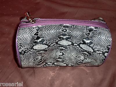 CLARISONIC TRAVEL BAG Mia Aria Pro Plus Opal Pedi Smart Makeup Brush Case Pouch (Clarisonic Travel Bag)