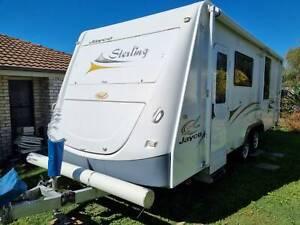2009 Jayco 21.65 Sterling Van