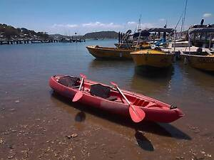 Double Kayaks 3.7m in length Various Colours and Condition Hardys Bay Gosford Area Preview
