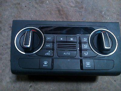 Audi Q3 Clima Ac Heater Control 8U0820043F XHA