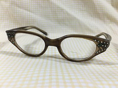 Ropco Nicky Vintage Cats Eye Eyeglasses Frame France