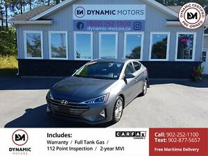 2019 Hyundai Elantra Privilégié ONLY 11K! CLEAN CARFAX! OWN F...