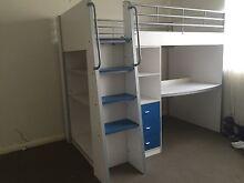 Single kids loft beds x2 $500 for both, $300 each Grange Charles Sturt Area Preview