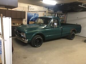 Reduced 1967 GMC C-10 $4500.00 in perfect running condition