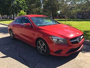 Mercedes CLA250 4Matic 2015