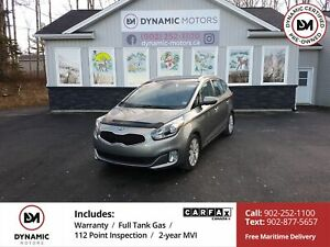 2015 Kia Rondo EX Value LOADED! OWN FOR $123 B/W, 0 DOWN, OAC
