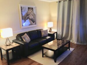 ❤️Modern 1BR❤️Fully Furnished+Office+Free Utilities+IR Military
