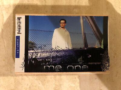Me One Album Sampler-As Far As I'm Concerned-Rare Promo-Guru-Dice Raw-Evil Dee