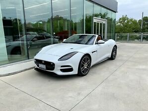 F-Type V8 R-AWD LEASE TAKEOVER