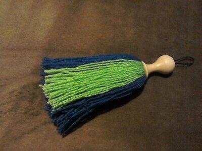 CUSTOM MADE TO ORDER  archery tassle/tassel / arrow cleaner..