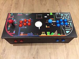 Tabletop/portable Arcade system