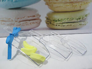 6-x-Candy-Lolly-Buffet-Scoop-Lolly-Bar-Wedding-Table-Small-Scoops-Clear-Plastic