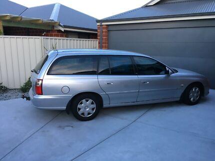 2002 Holden Commodore Wagon