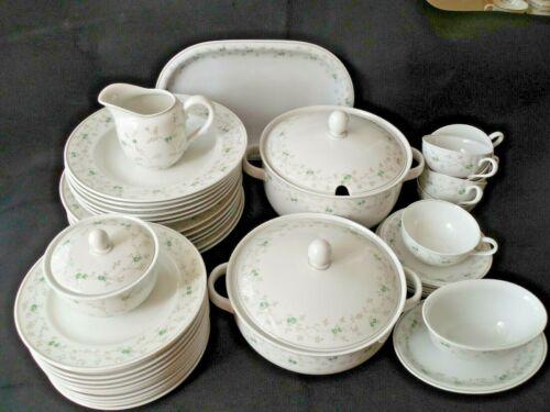 Hutschenreuther Selb Bavarian Dinnerware Set Jurvel New Vintage