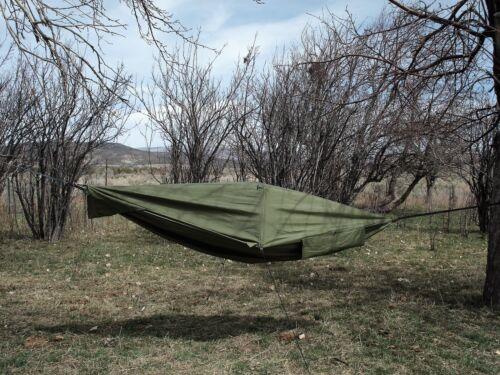 New Hammock Bivy Shelter by Ajillis, Inc.