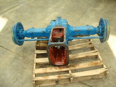 1968 Ford 3000 Diesel Tractor Rear End Assembly W Diff Lock