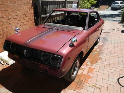 Toyota Corona MK2 RT72 2Door Project