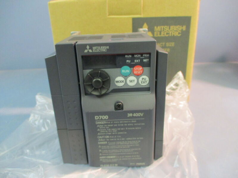 NIB Mitsubishi Electric FR-D740-012-NA Micro Inverter