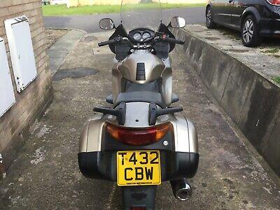 Honda NT650 V Deville
