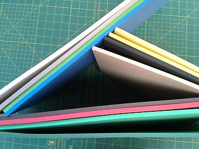 5 pieces 1 4 6mm thick craft foam sheets 12 x18