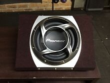 Pioneer 15inch Car Subwoofer with Housing Berwick Casey Area Preview
