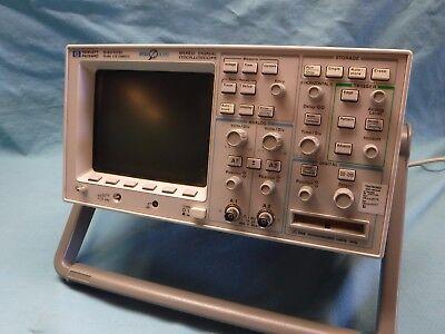 Hp Mega Zoom Mixed Signal Oscilloscope 54645d