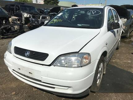 Holden Astra TS Manual 2001, NOW WRECKING!!!