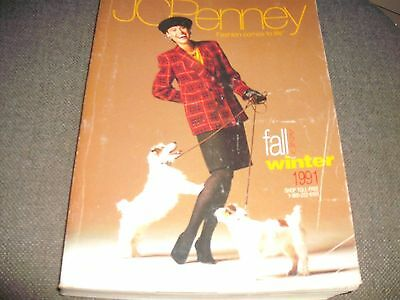 Jcpenney 1991 Fall   Winter Catalog Style Autohome Camera   Video Tv Vcrs