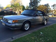 Saab convertible 900i 1993 Norwood Norwood Area Preview