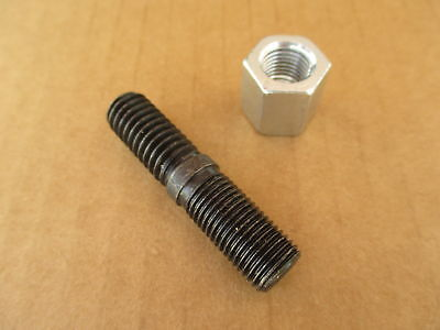 Manifold Stud And Nut For Ih International 154 Cub Lo-boy 184 185 Farmall 706