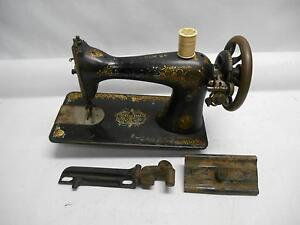 Vintage Singer Sewing Machine Cabinets