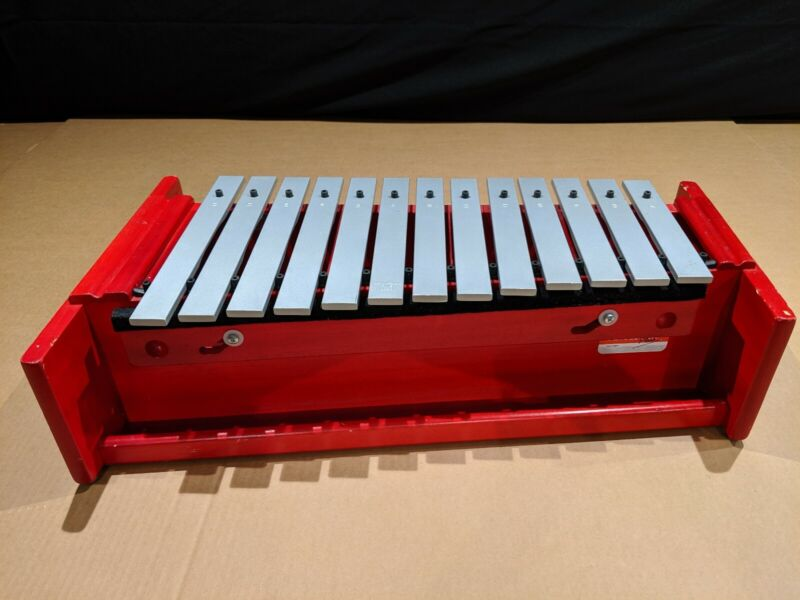 Percussion Plus PP019 Alto Metallophone, Alto C Major Scale