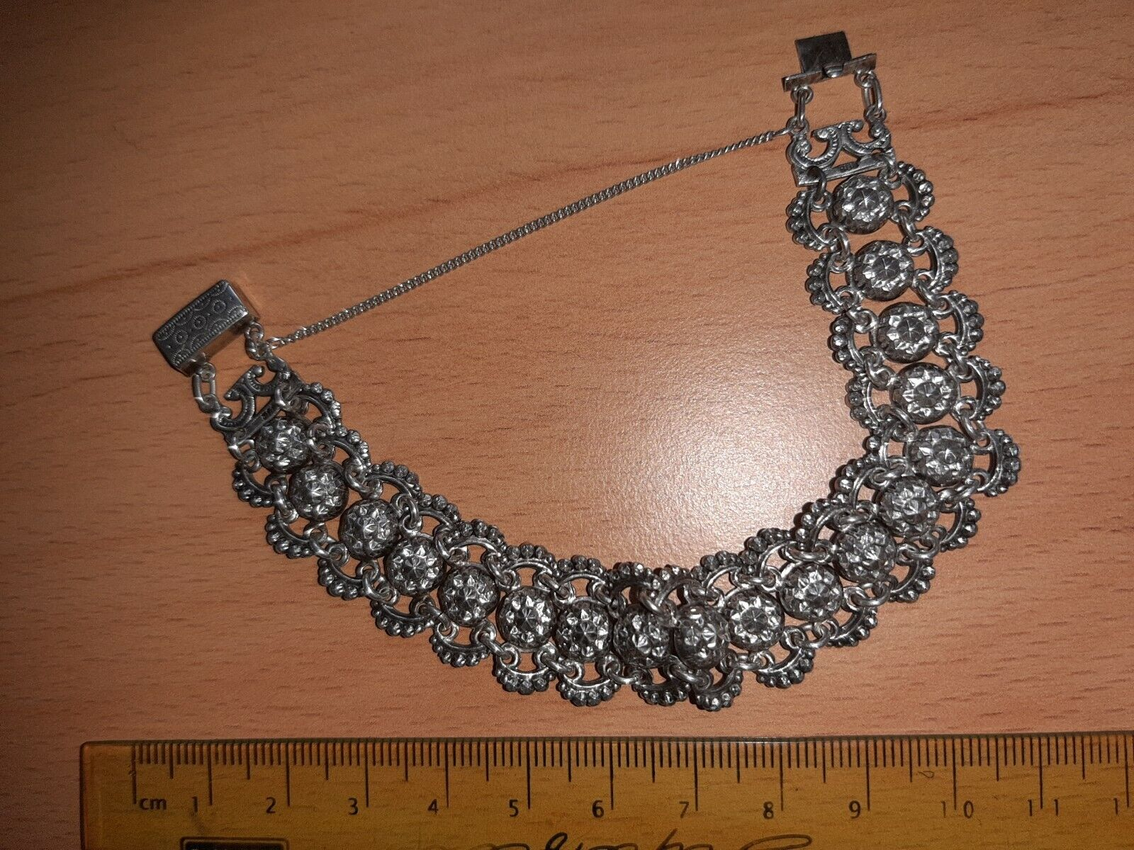 Trachtenarmband Antik Armband 800er Silber Trachtenschmuck sehr schön