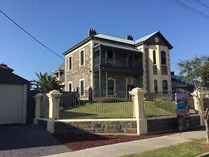 1882 BUILT 3 LEVEL ICONIC  BLUESTONE VILLA Semaphore Port Adelaide Area Preview