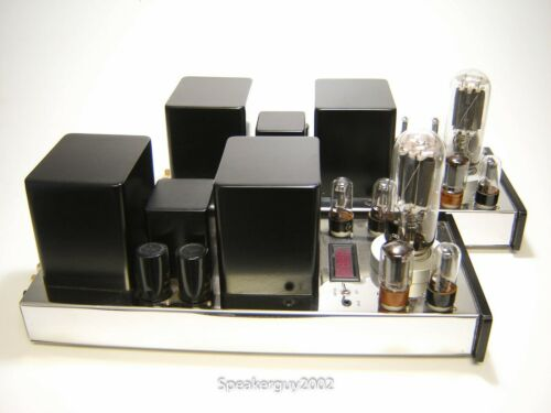 Pair of Antique Sound Labs Mono Tube Amplifiers  / 845 Single-Ended  -- KT