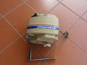 ELECTRIC TRAILER WINCH FOR BOAT 12 VOLTS HEAVY DUTY Hurstville Hurstville Area Preview