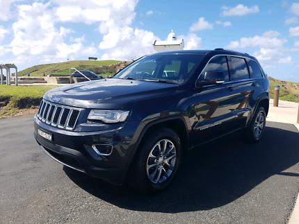 MY14 Jeep Grand Cherokee Wagon Port Macquarie Port Macquarie City Preview