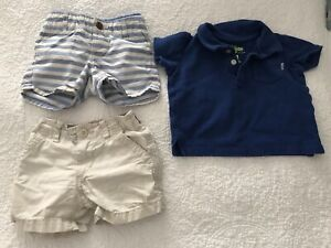 Boys 6-12 months Summer Lot
