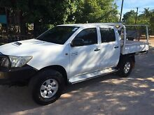 2011 toyota Hilux Broome Broome City Preview