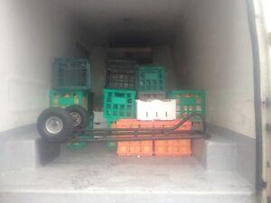 distribution run ,inc refrigerated truck. Doreen Nillumbik Area Preview