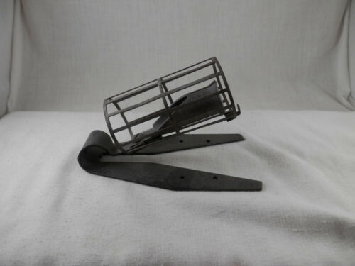 Vintage soldering gun holder metal counter or wall mount