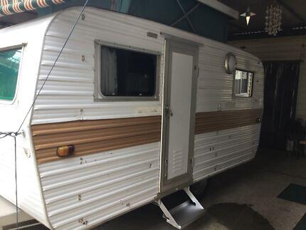 Franklin caravan Windsor Hawkesbury Area Preview