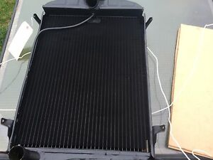 Ford Model AA radiator