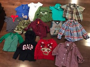 Size 24 month /2T lot of clothing