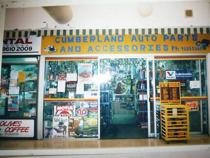 Cumberland auto spares, parts at less than cost price