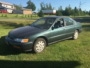 1996 Honda Accord *FRESH INSPECTION*