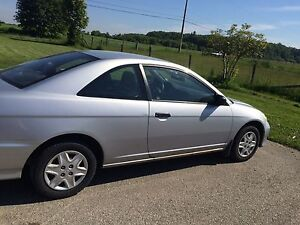 2004 Honda Civic 2 door
