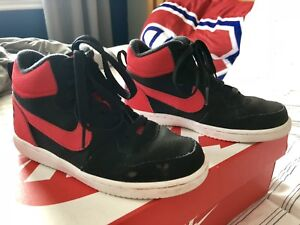 Nike Court Borough Mid Youth Size 1
