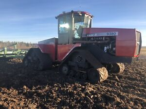 Case 9380 tractor